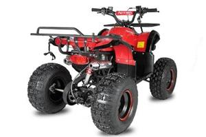 OFERTA IMPORT GERMANIA ATV  TORONTO RS 7 125 cc CASCA CADOU !!!!! - imagine 2