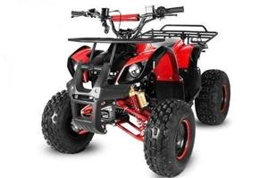 OFERTA IMPORT GERMANIA ATV  TORONTO RS 7 125 cc CASCA CADOU !!!!! - imagine 1