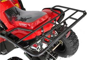 OFERTA IMPORT GERMANIA ATV  TORONTO RS 7 125 cc CASCA CADOU !!!!! - imagine 4