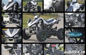 OFERTA  IMPORT GERMANIA ATV  SPEEDY 125 cc CASCA CADOU!!!!! - imagine 5