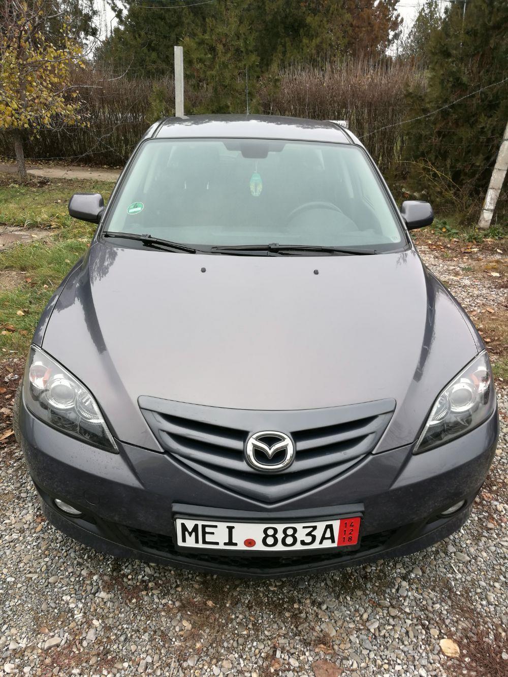 Mazda 3 an 2007 motor 1,6 benzina. - imagine 2