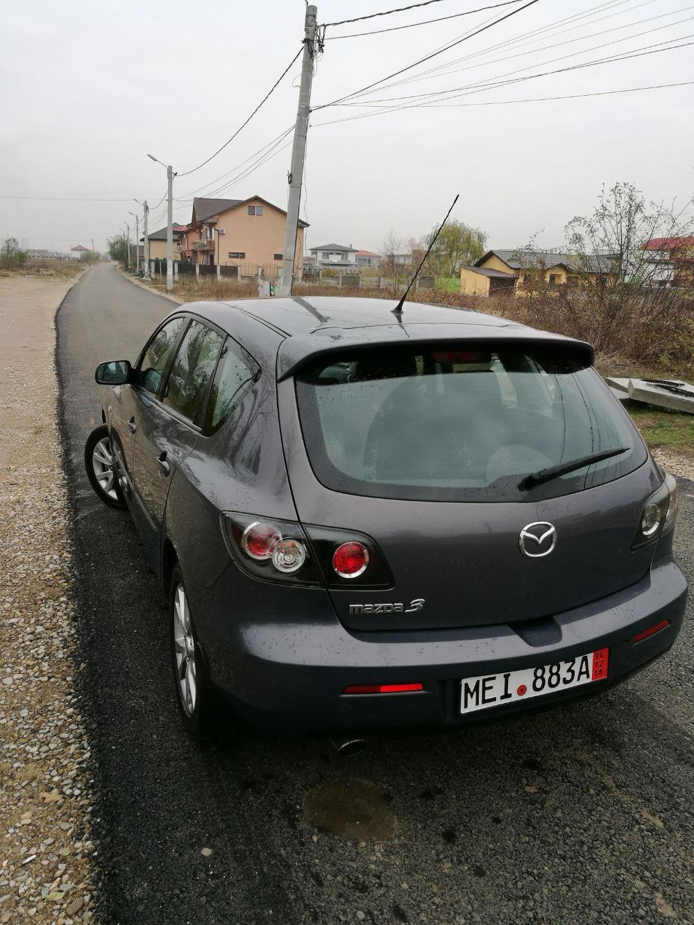 Mazda 3 an 2007 motor 1,6 benzina. - imagine 6