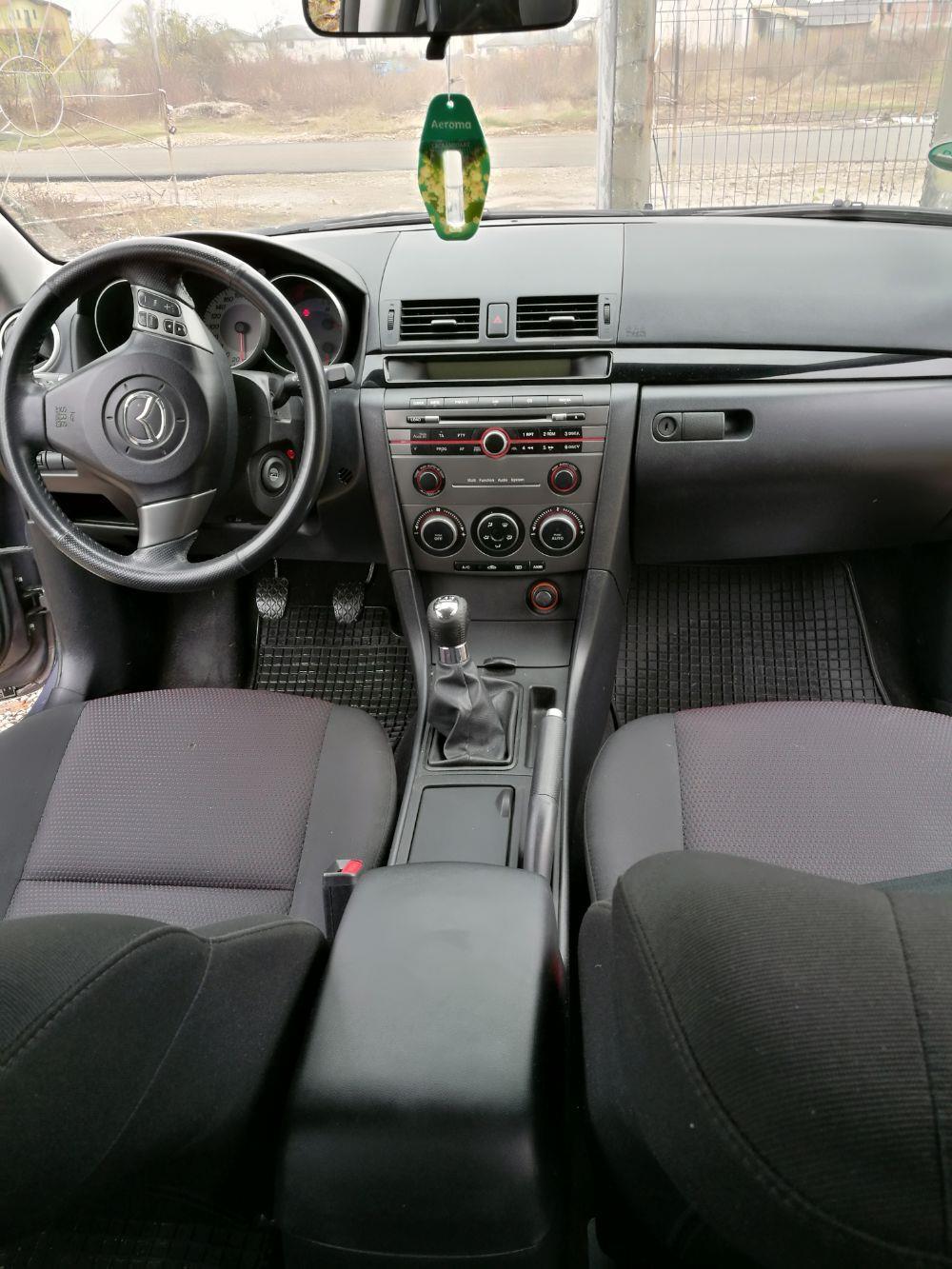 Mazda 3 an 2007 motor 1,6 benzina. - imagine 9