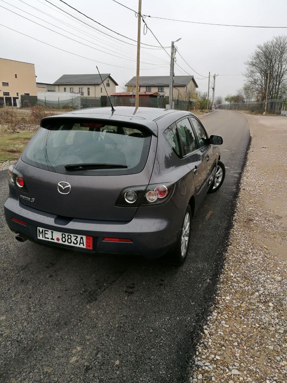 Mazda 3 an 2007 motor 1,6 benzina. - imagine 14