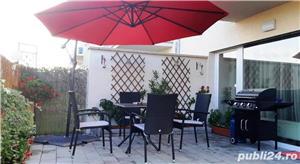 Cazare regim hotelier apartament la vila cu terasa,gradina proprie si 2 locuri parcare, Sibiu - imagine 9