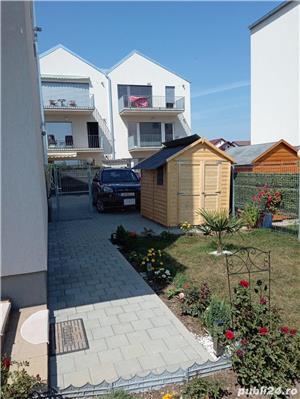 Cazare regim hotelier apartament la vila cu terasa,gradina proprie si 2 locuri parcare, Sibiu - imagine 16