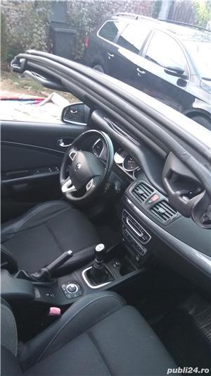 Renault megane 3 cabriolet - imagine 4