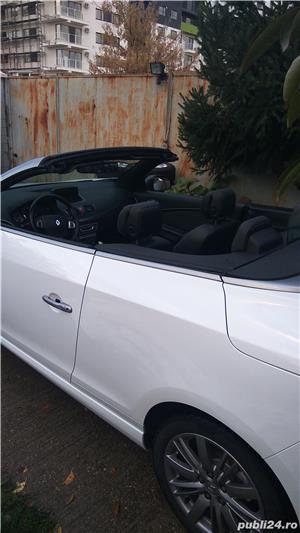 Renault megane 3 cabriolet - imagine 16