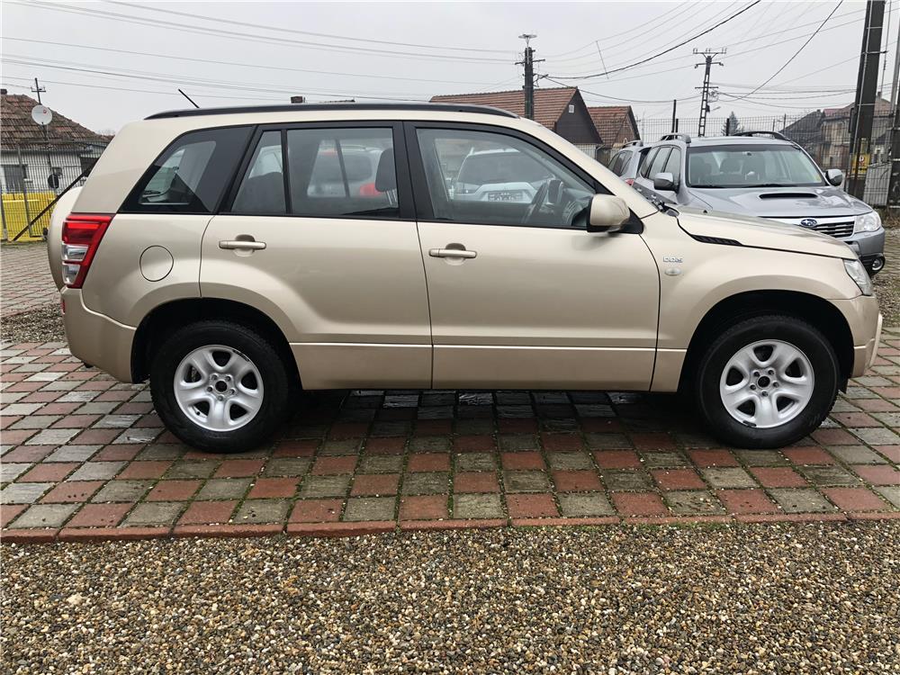 Suzuki grand vitara - imagine 7