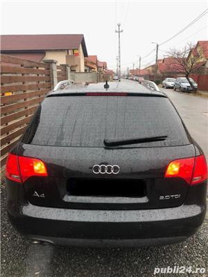 Audi A4 B7 2.0 tdi 2007 - imagine 3