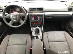 Audi A4 B7 2.0 tdi 2007 - imagine 11