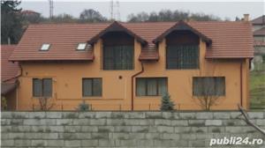 Vand  Vila P+M si Hala depozit  Zona Doja-Spital , teren 2420 mp - imagine 1