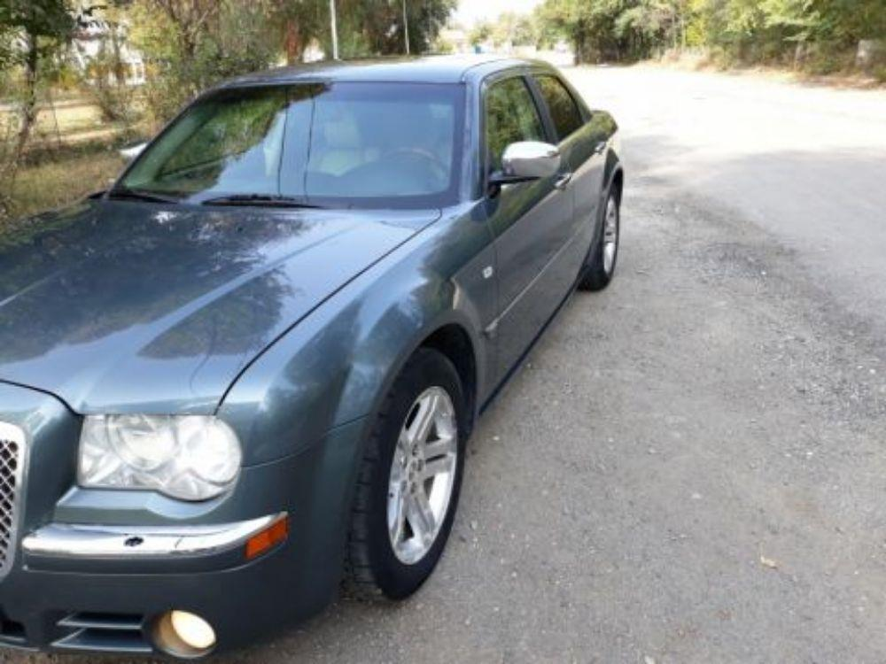 Chrysler 300c diesel  an 2008 full   7700 EUR.  - imagine 5