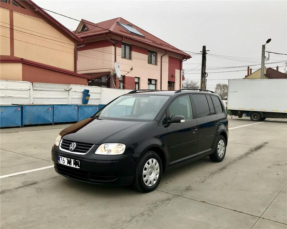 VW  TOURAN  1,9. TDI  - imagine 1