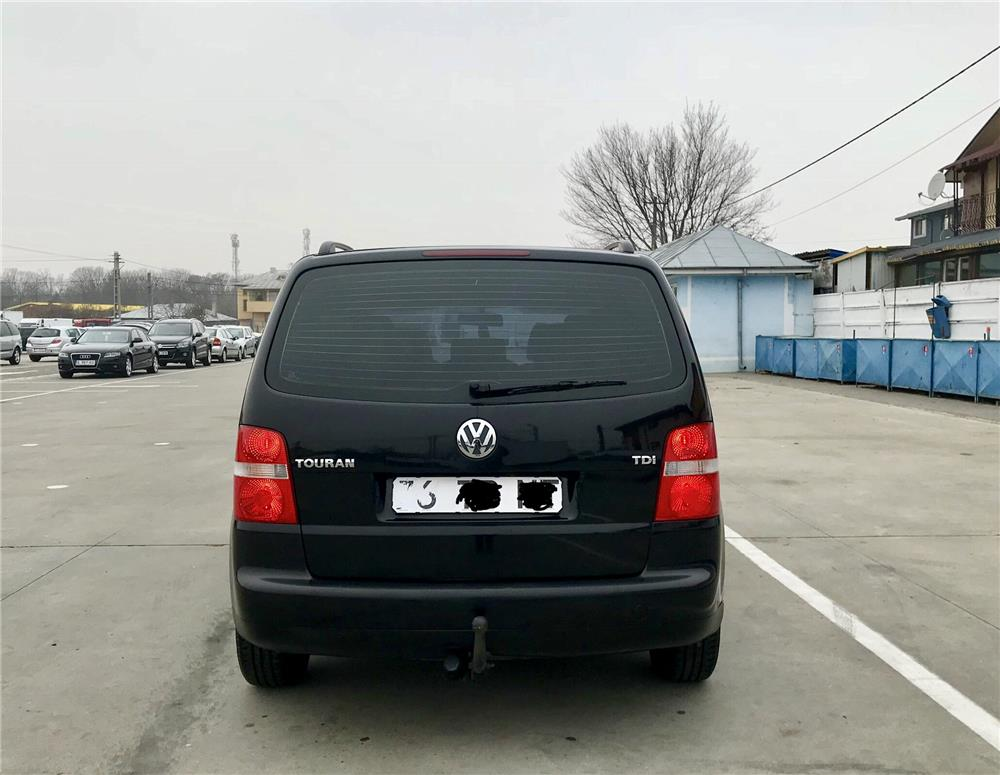 VW  TOURAN  1,9. TDI  - imagine 3