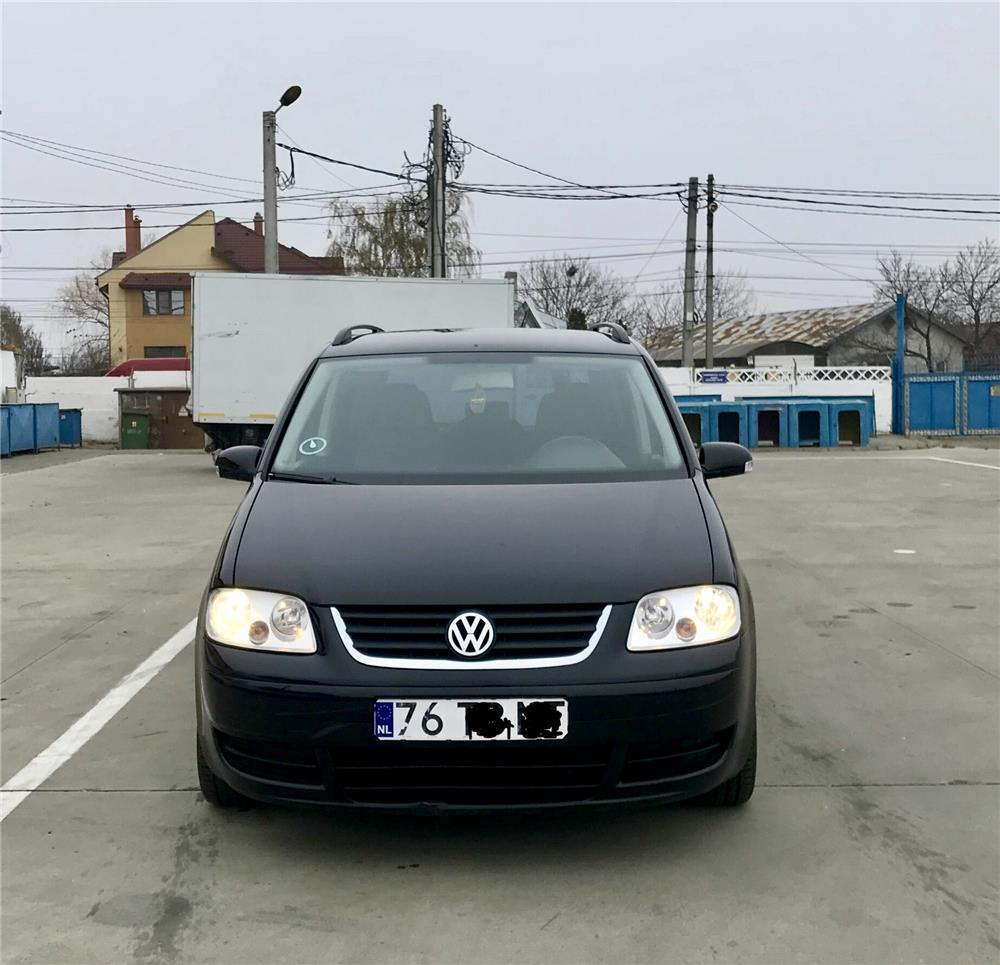 VW  TOURAN  1,9. TDI  - imagine 2