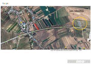 Vand (inchiriez) teren A1-Km27-Poenari - imagine 4