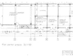 Spatiu depozitare  productie - imagine 2