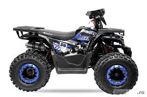 ATV BEMI 125cc Rocco RS8 Jante 8'' cutie DNR Automat - imagine 4