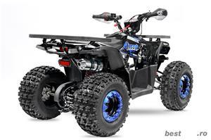 ATV BEMI 125cc Rocco RS8 Jante 8'' cutie DNR Automat - imagine 2