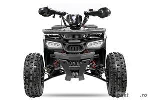 ATV BEMI 125cc Rocco RS8 Jante 8'' cutie DNR Automat - imagine 3