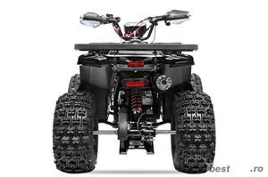 ATV BEMI 125cc Rocco RS8 Jante 8'' cutie DNR Automat - imagine 5