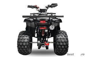 ATV BEMI 125cc Husky RS8 Jante 8'' cutie DNR Automat - imagine 2