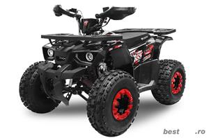 ATV BEMI 125cc Husky RS8 Jante 8'' cutie DNR Automat - imagine 1