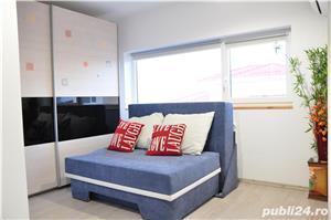 Vila 4 camere Pipera, Jasmine Garden, mobilata complet, 4 bai, curte,Piscina, 2 locuri parcare, - imagine 13