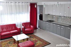 Vila 4 camere Pipera, Jasmine Garden, mobilata complet, 4 bai, curte,Piscina, 2 locuri parcare, - imagine 1