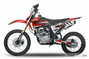 Moto Cross BEMI Hurricane 150cc Off-Road - imagine 1