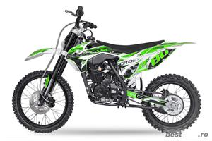 Atv Moto Hurricane BEMI NITRO 250cc Off-Road Cross - imagine 3