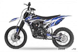 Atv Moto Hurricane BEMI NITRO 250cc Off-Road Cross - imagine 2