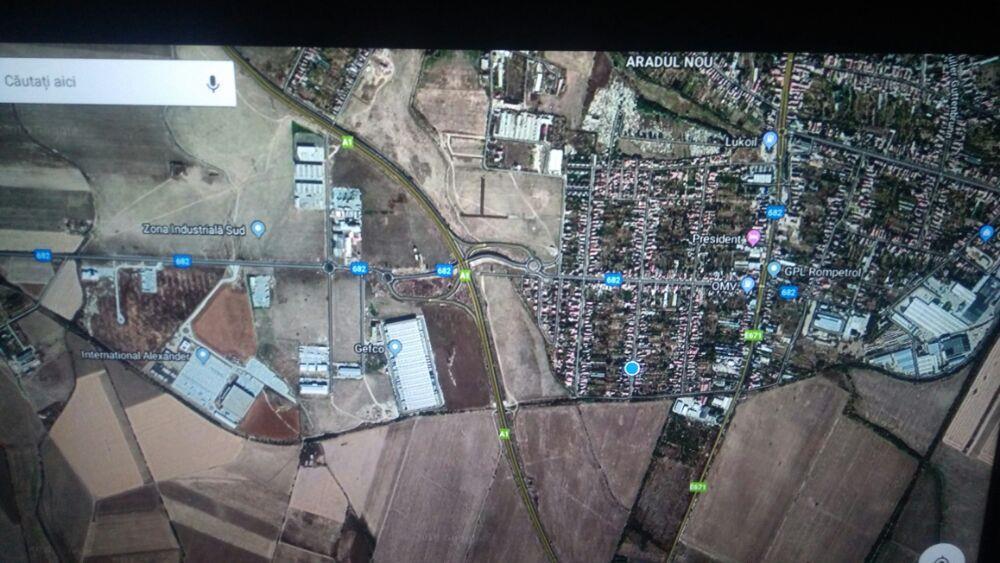 Vand/schimb casa cu teren 1440 mp intravilan zona Aradul Nou langa autostrada - imagine 9