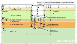 Puturi apă, fântâni,subtraversari,piloți, studii geotehnice - imagine 7