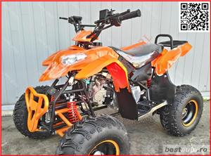 Atv BigFoot 125 Automatice NOI BEMIRO   - imagine 1