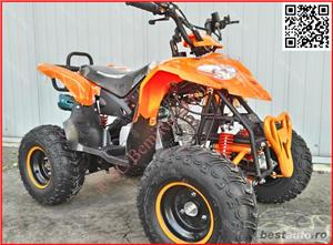 Atv BigFoot 125 Automatice NOI BEMIRO   - imagine 4