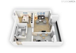 Apartament nou + loc parcare , zona Bucovina - imagine 1