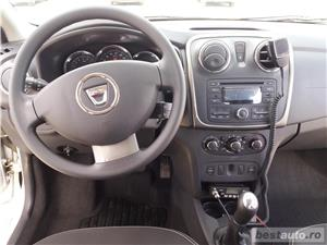 Dacia logan  = 0,9 Tce 90 Cp = 38.000 km - PROPRIETAR  IN  ACTE  ,    - imagine 8