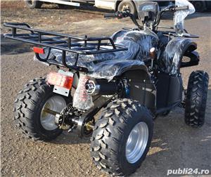 ATV AKP Mega Hummer 250cc Roti 10 Inch,Cutie Automata  - imagine 7