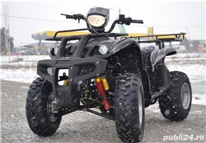 ATV AKP Mega Hummer 250cc Roti 10 Inch,Cutie Automata  - imagine 2