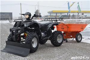 ATV AKP Mega Hummer 250cc Roti 10 Inch,Cutie Automata  - imagine 3