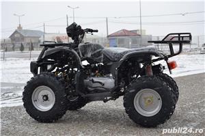 ATV AKP Mega Hummer 250cc Roti 10 Inch,Cutie Automata  - imagine 6
