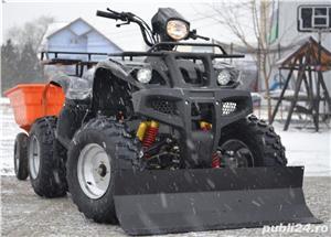 ATV AKP Mega Hummer 250cc Roti 10 Inch,Cutie Automata  - imagine 1