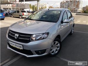 Dacia logan= 0,9 Tce- 90 Cp =  38.000 km -  PROPRIETAR  IN  ACTE . - imagine 8
