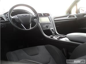 R.A.R.Efectuat Ford Mondeo 2.0TDCi Titanium Automat Navi - imagine 7