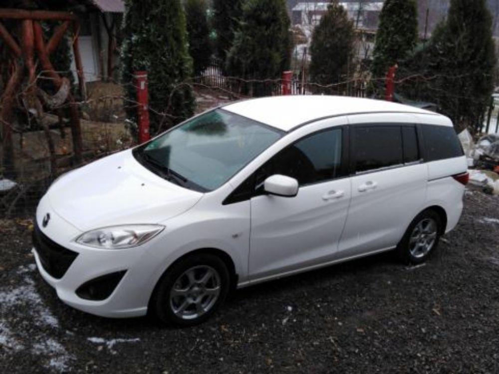 Mazda 5 an 2012  - imagine 3