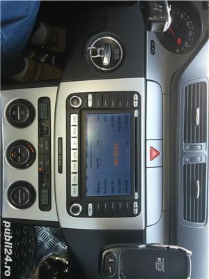 VW Passat B6 din 2008, 2000 cmc, 140 cai, o axa cu came. - imagine 2