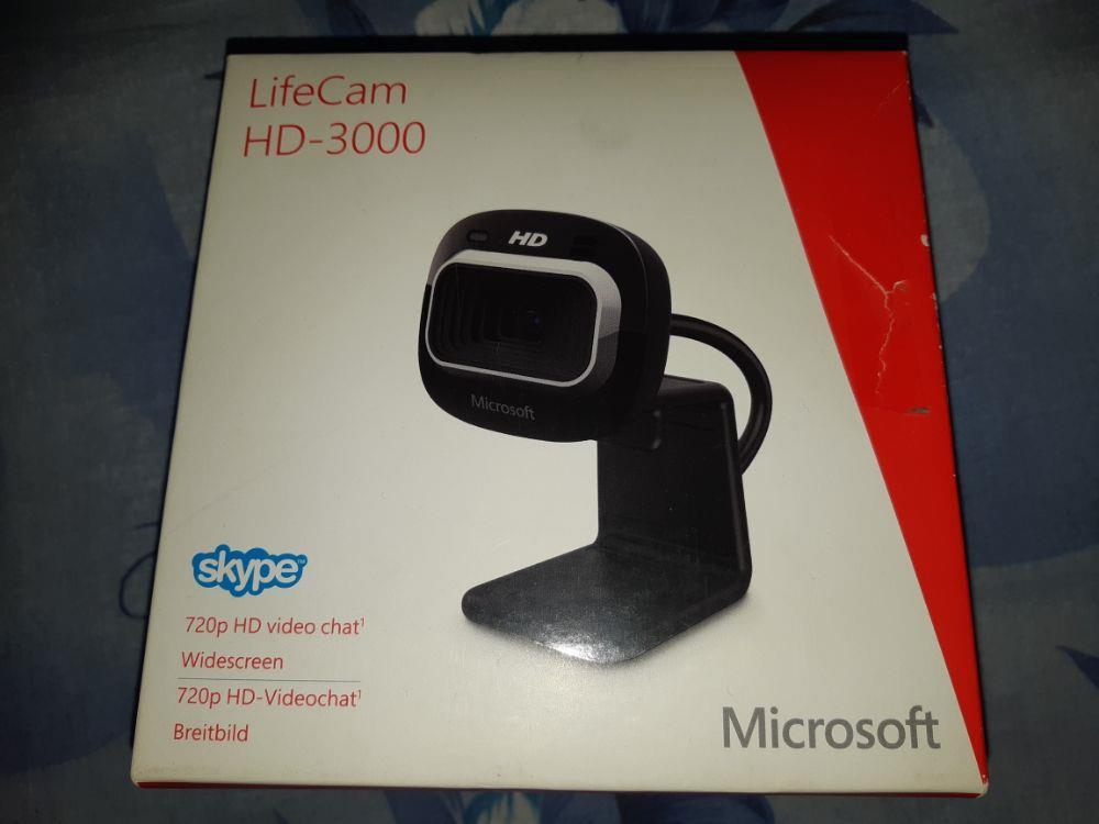 Lifecam HD-3000 - imagine 1