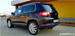 Volkswagen Tiguan Sport 2010 Model Style,4x4,Euro 5 RAR FACUT - imagine 7